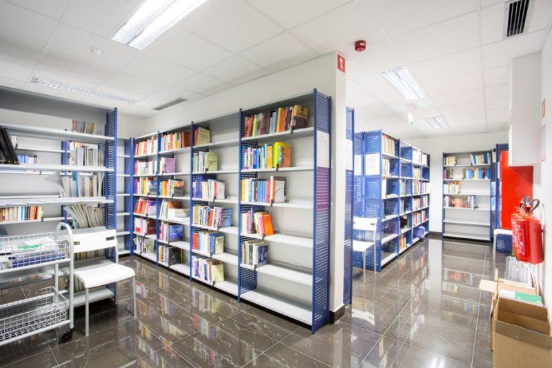 knjižnica FUDŠ