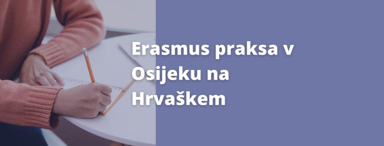 Utrinki iz Erasmus+ mobilnosti – Siena Krušič