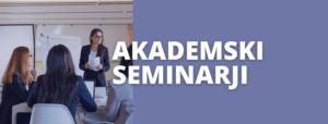 Akademski seminarji