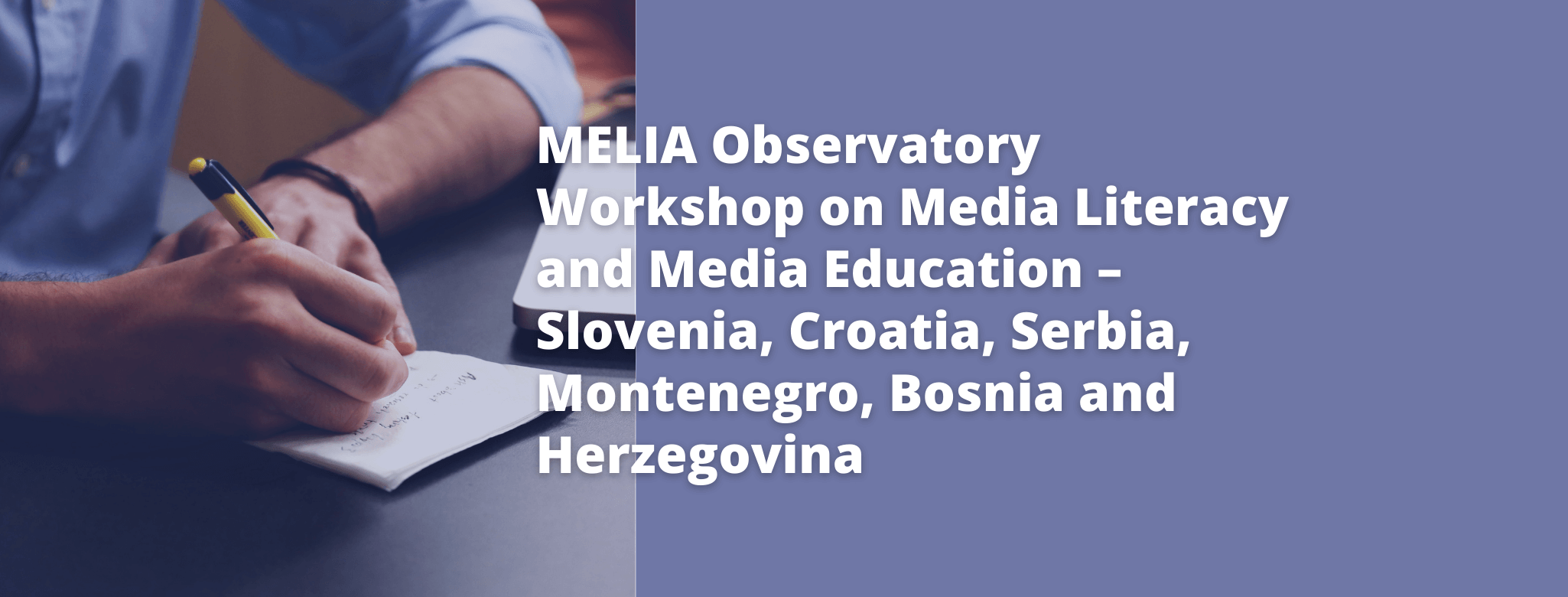 MELIA Observatory – Media Literacy Observatory for Active Citizenship and Sustainable Democracy
