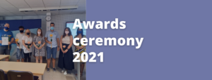 Awards ceremony 2021