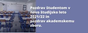 Uvodni dnevi na Fakulteti za uporabne družbene študije